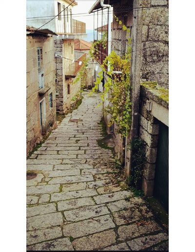 Calle en O Ribeiro