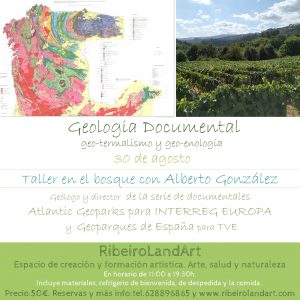 Taller de geología Documental