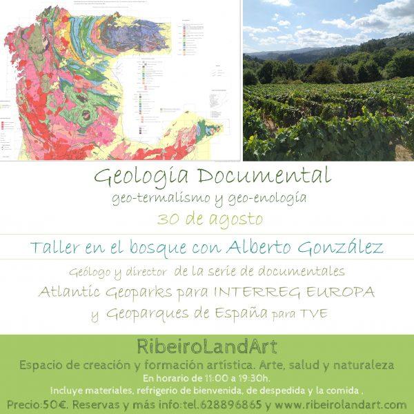 Taller de geología Documental