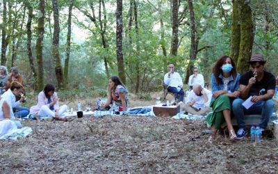 Cata en el bosque · La Voz de Galicia